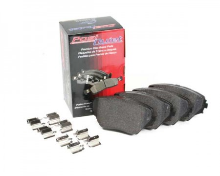 1963 BMW 1500 Posi-Quiet Extended Wear Brake Pads