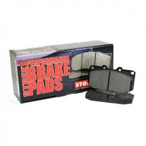 2010 Acura TSX Street Performance Brake Pads