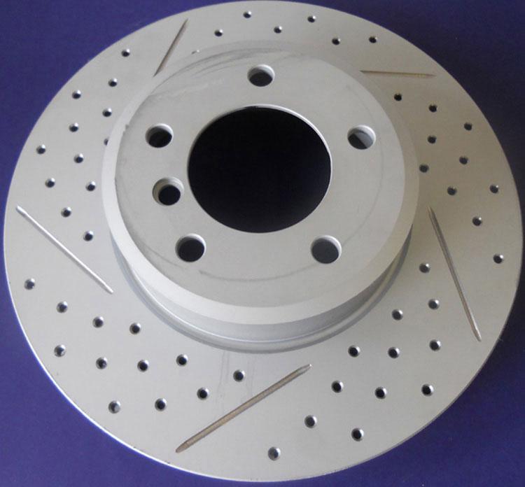 Brake Pad Material Types : Performance brake rotor material upgrades