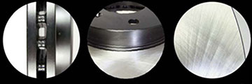 brake rotor casting